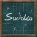 Chalkboard Sudoku (-)