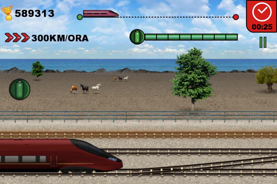Screenshot Italo il tuo Treno