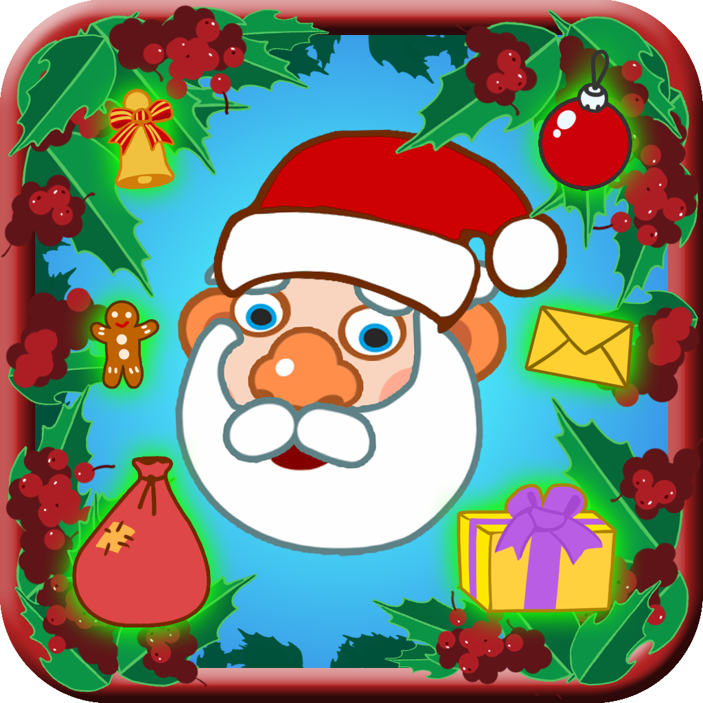 Dressing up Santa Pro - Kids Safe App - No Adverts
